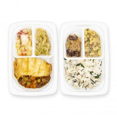 白身魚のフリット 野菜たっぷりカレーソースのイメージ