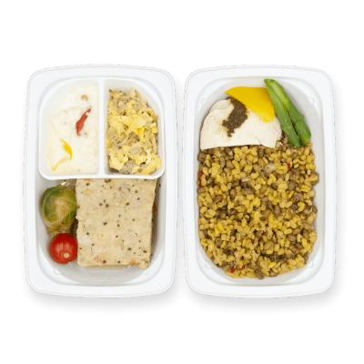 大豆と野菜のミートローフ ハニーマスタードソース+Cのイメージ
