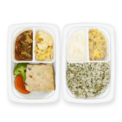 野菜たっぷりミートローフ照焼きソースのイメージ