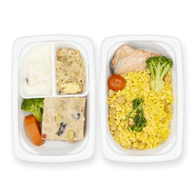 野菜たっぷりミートローフ照焼きソース+Aのイメージ